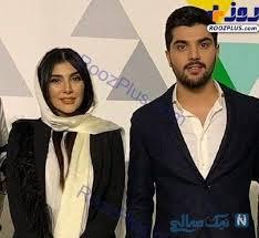 همسر سینا مهراد