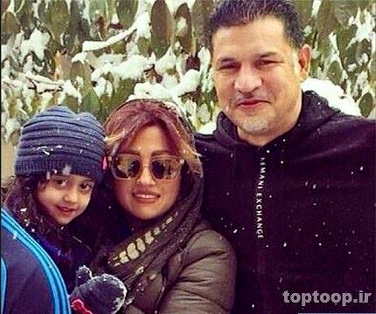 علی+دایی+و+همسرش