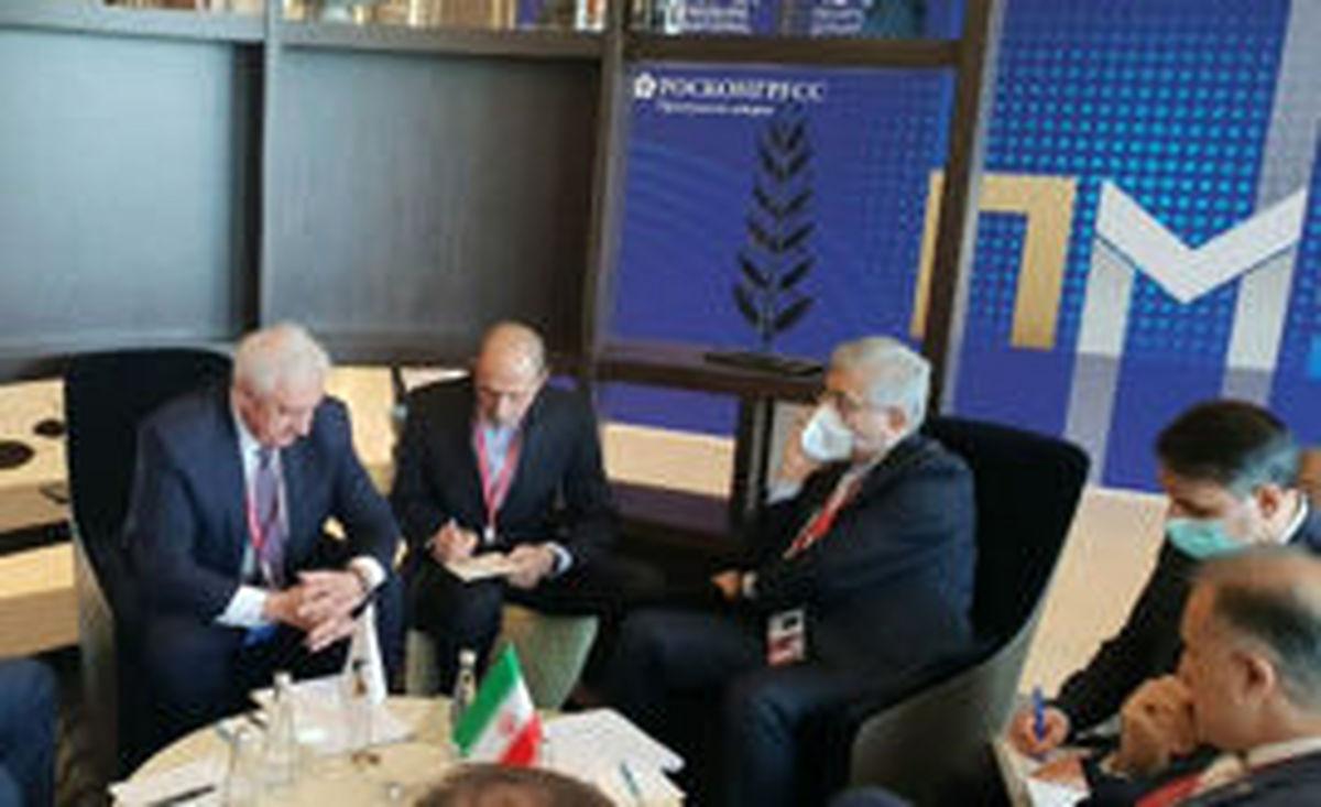 ایجاد کارگروه مشترک با حضور شرکت توسعه منابع آب و نیروی ایران و شرکت هیدرو روسیه