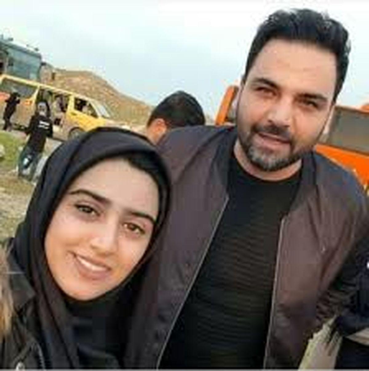 مراسم ازدواج احسان علیخانی و همسرش + عکس های لورفته