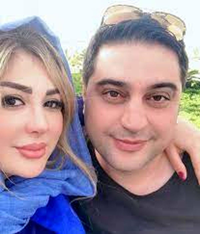 نیوشا ضیغمی از همسرش طلاق گرفت ! + سند