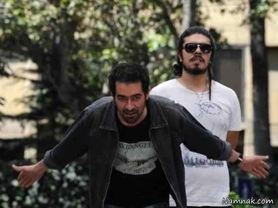 شهاب حسینی در فیلم ساکن طبقه وسط