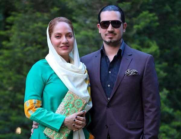 بیوگرافی مهناز افشار و همسرش یاسین رامین