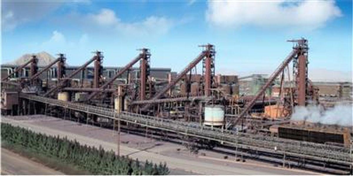 در تلاشیم رکورد ماهانه آهن اسفنجی را افزایش دهیم