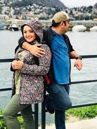 خوشگذرانی نرگس محمدی و اقای بازیگر در خارج از کشور + عکس لورفته