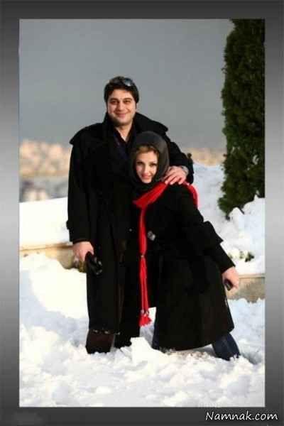 زندگی خصوصی نیوشا ضیغمی و همسرش + عکس