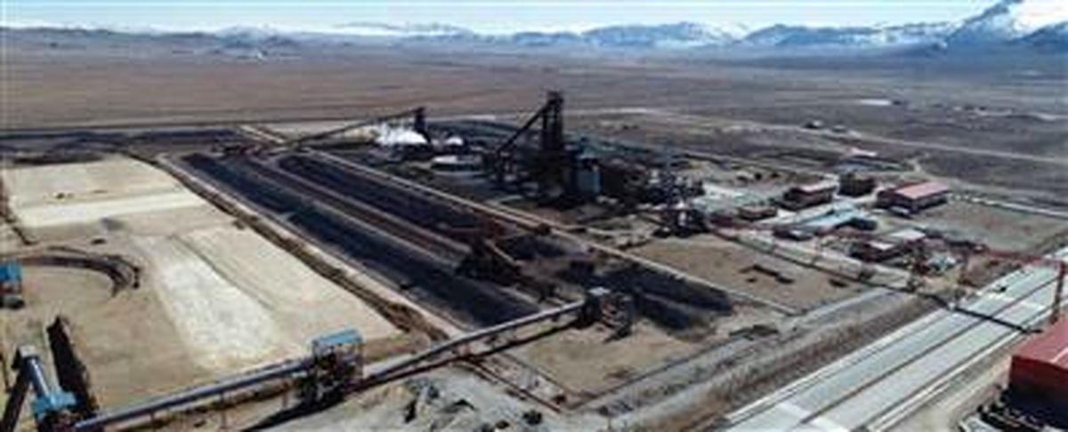 فولاد سفیددشت سومین رکورد متوالی تولید ماهیانه را ثبت کرد