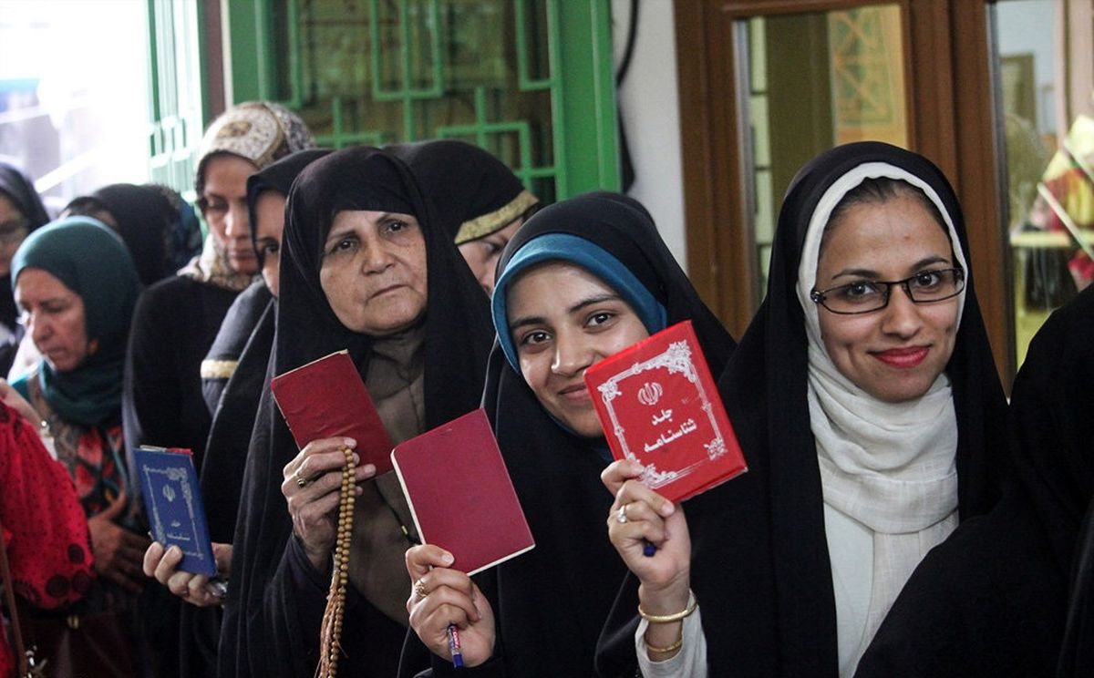 اهمیت حضور پررنگ زنان در انتخابات سرنوشتساز 1400