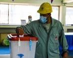حضور پرشور تلاشگران ذوب آهن اصفهان در انتخابات
