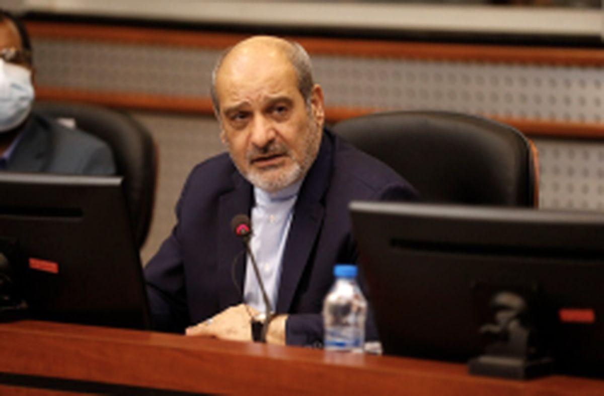 برگزاری وبینار شورای مدیران عامل مناطق آزاد در کیش