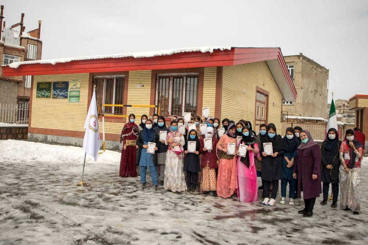 افتتاح مدرسه۳ کلاسه شهدای بانک ملی ایران در روستای رشید آباد دیواندره