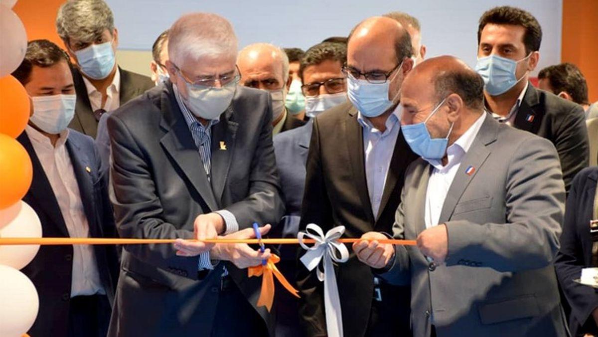 کارخانه تولیدی فناپتک، در حوزه فناوری اطلاعات و ارتباطات افتتاح شد