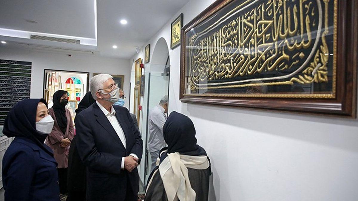 موزه زنده یاد دکتر حسن حبیبی با حمایت بانک پاسارگاد افتتاح شد