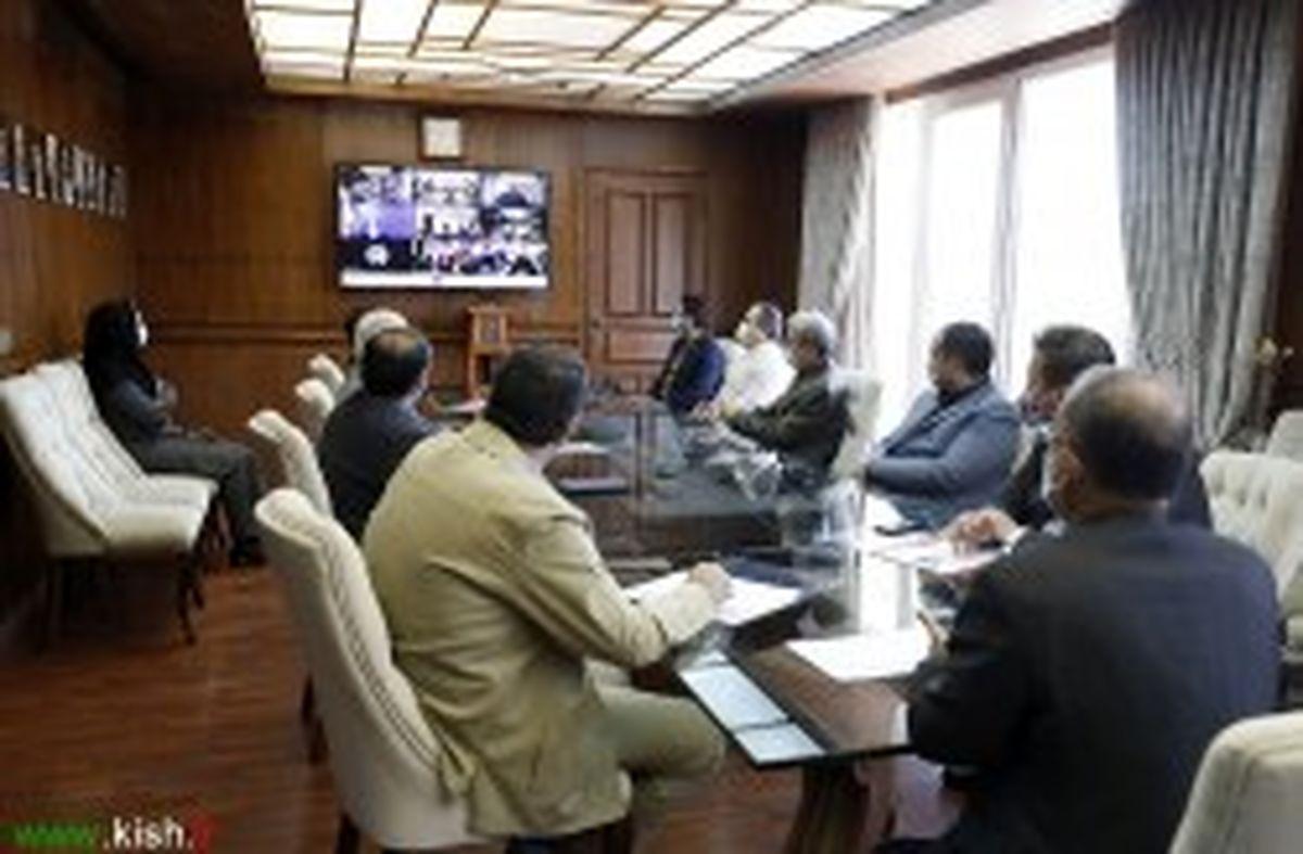 کیش آماده دور چهارم افتتاح طرحهای عمرانی توسط رئیس جمهور