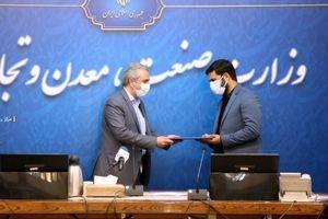 علیرضا پیمان پاک معاون وزیر و رئیس کل سازمان توسعه تجارت ایران شد