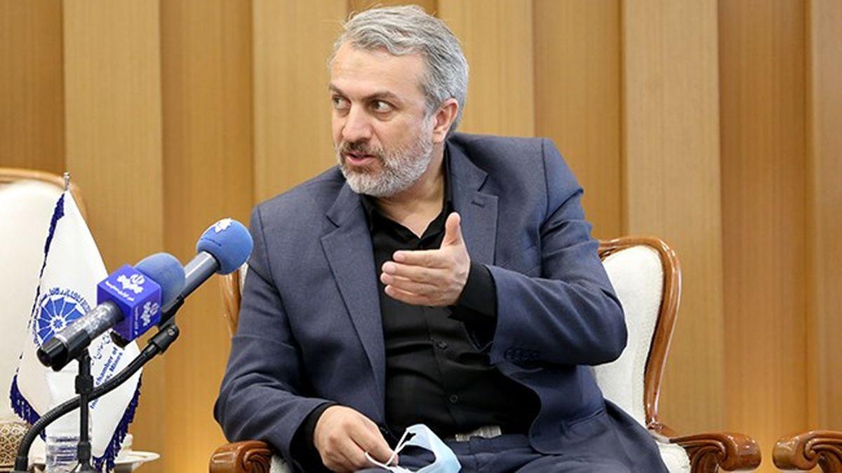 هدفگذاری مشترکی با اتاق ایران برای افزایش صادرات داریم
