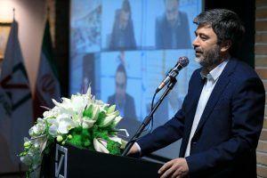 مراسم معارفه  علی جباری مدیرعامل بیمه رازی برگزار شد