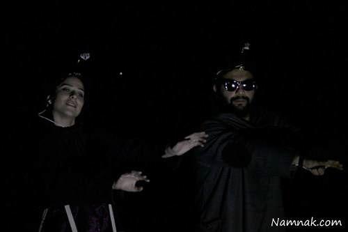 صابر ابر و سحر دولتشاهی