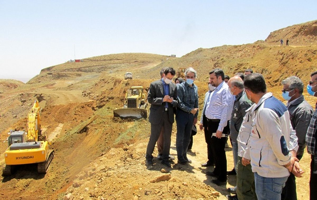 گام های بلند «ومعادن» در توسعه و تکمیل زنجیره فولاد کردستان