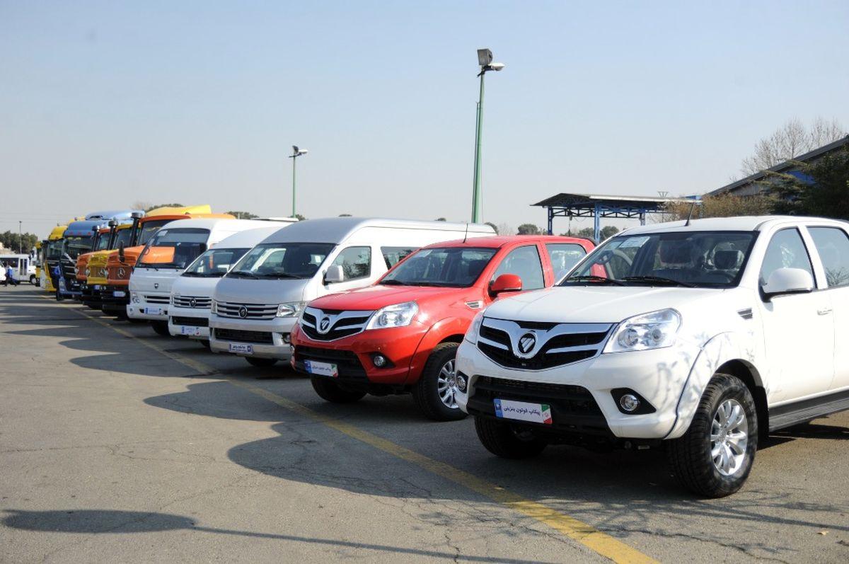 ارتقای کیفیت محصولات تجاری و افزایش سهم بازار ایران خودرو دیزل