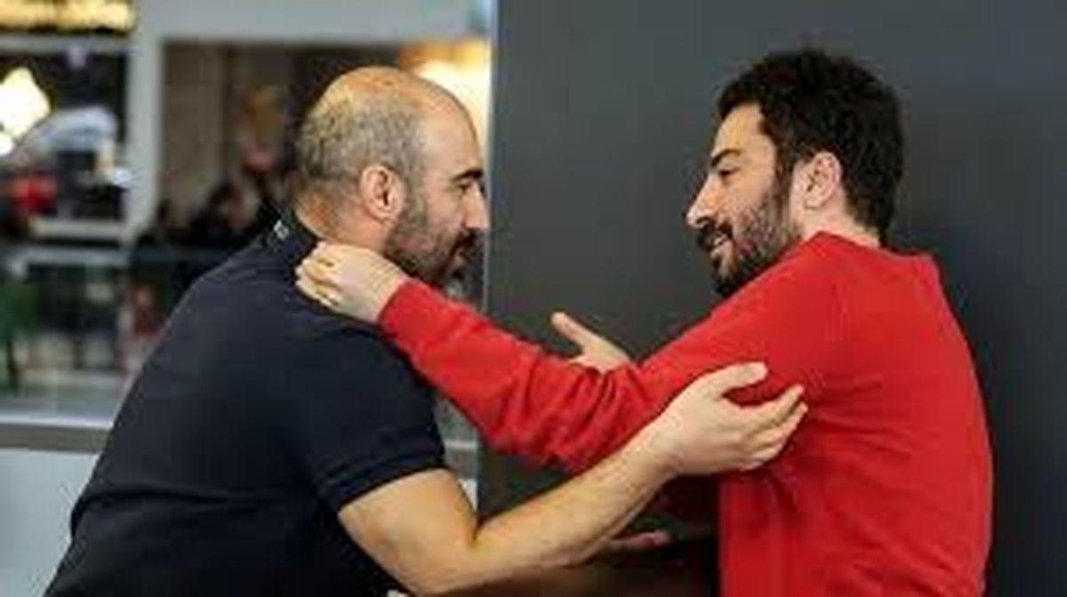 خوشگذرانی نوید محمدزاده و محسن تنابنده در خارج از کشور + عکس لورفته