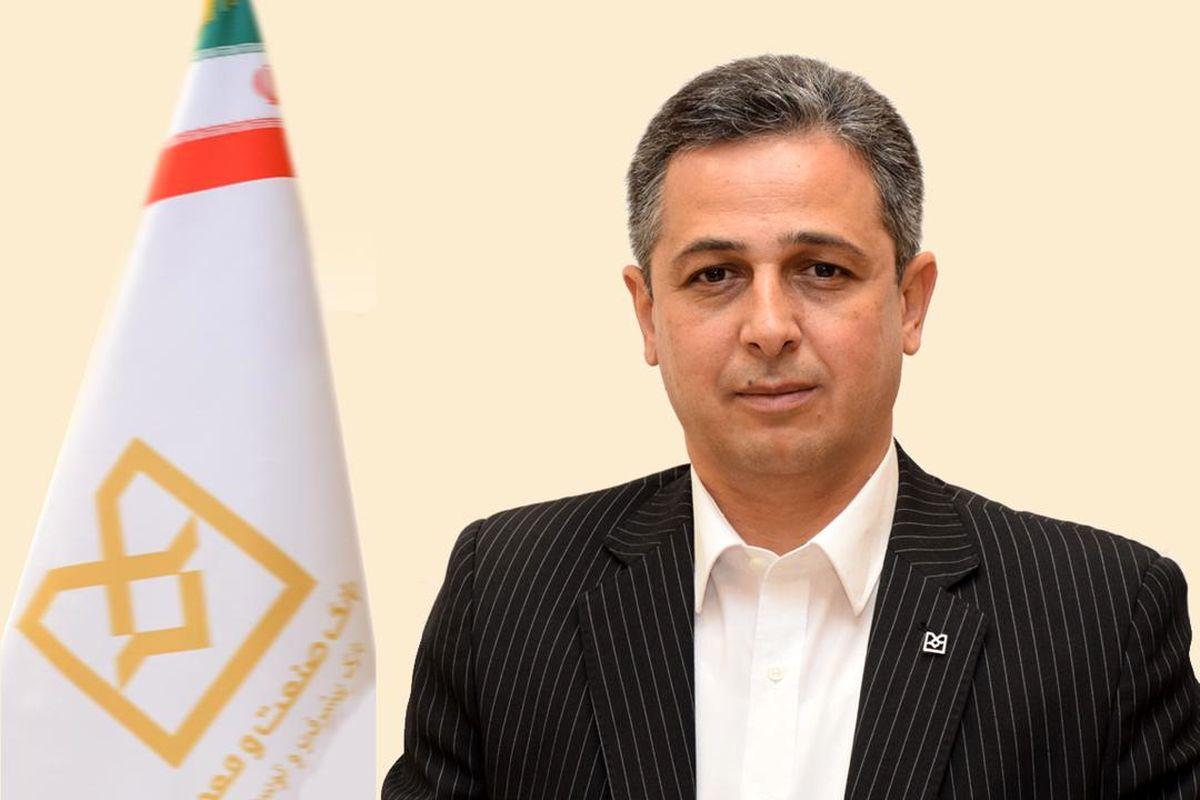 پیام تبریک مدیر روابط عمومی و امور مشتریان بانک صنعت و معدن به مناسبت روز خبرنگار