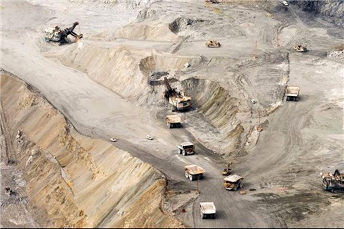 بیش از یک و نیم میلیارد تن خاک از معدن مس سرچشمه استخراج شد