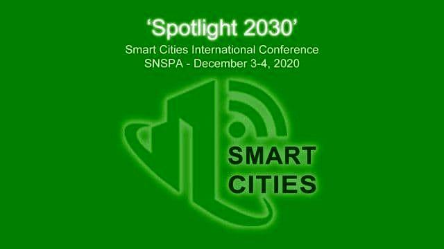 مشهد در کنفرانس بینالمللی شهرهای هوشمند بخارست شرکت میکند