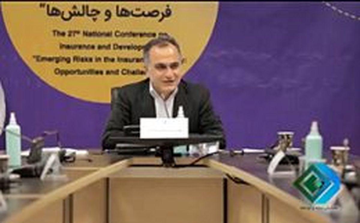 راهبردها و راهکارهای اجرایی در تقویت پدافند غیرعامل در بیمه ایران