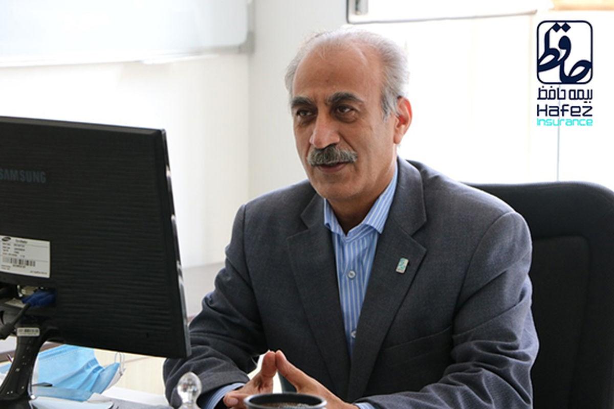 احمد سازگار رئیس شورای فنی بیمه حافظ شد