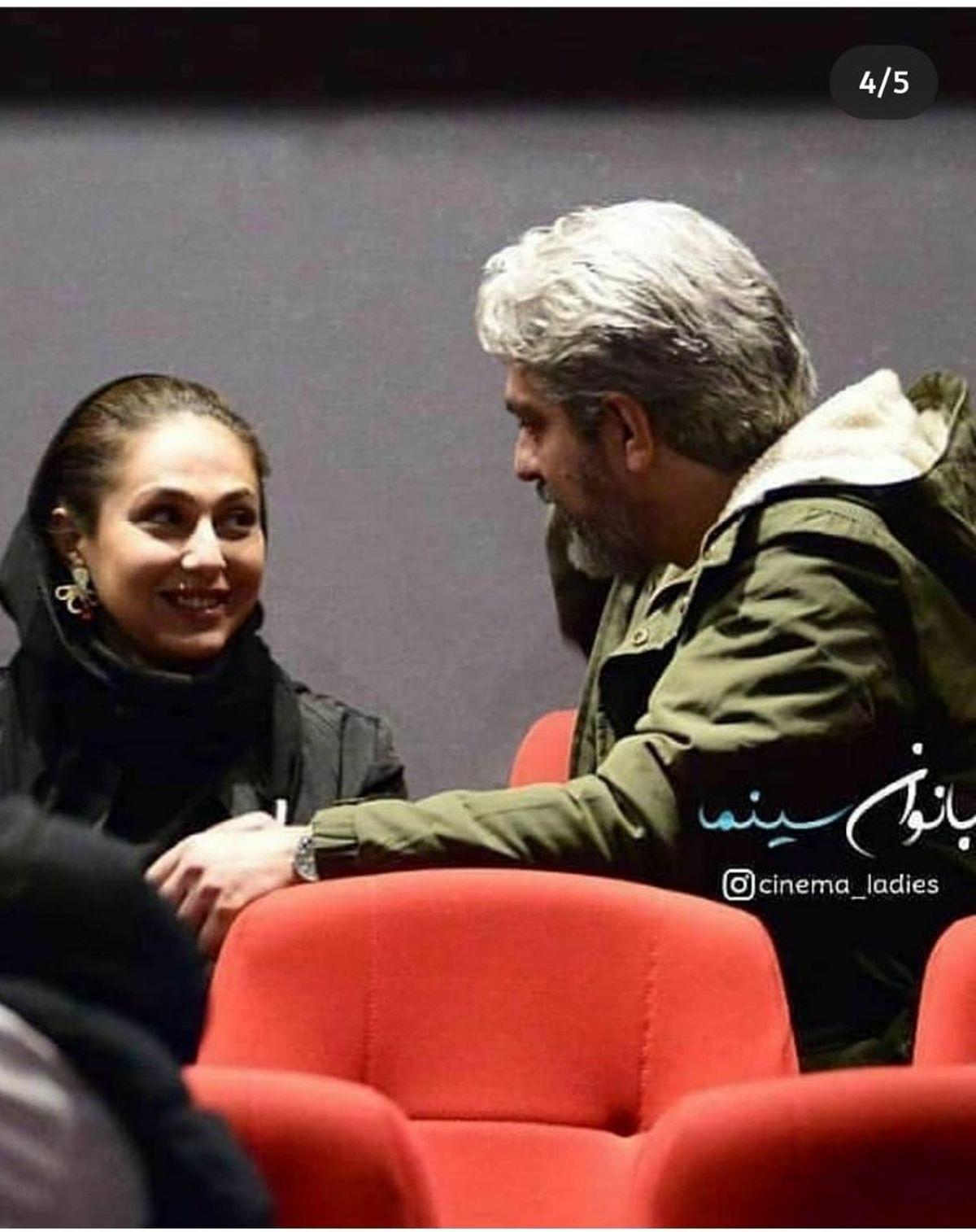 مراسم عقد مهدی پاکدل جنجالی شد + فیلم