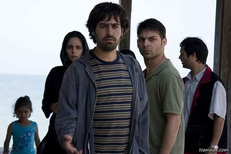 شهاب حسینی و پیمان معادی