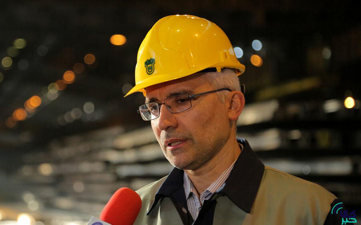 بازار با عرضه همه فولادسازان در بورس کالا متعادل می شود