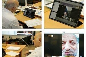 برگزاری اولین ملاقات عمومی مدیرعامل شرکت مخابرات ایران به صورت غیر حضوری