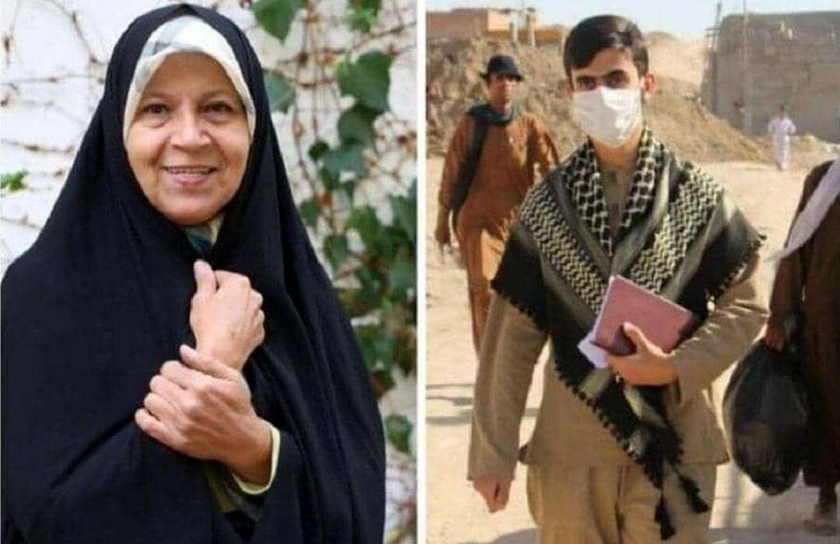 تخریب مهرشاد سهیلی در فضای مجازی