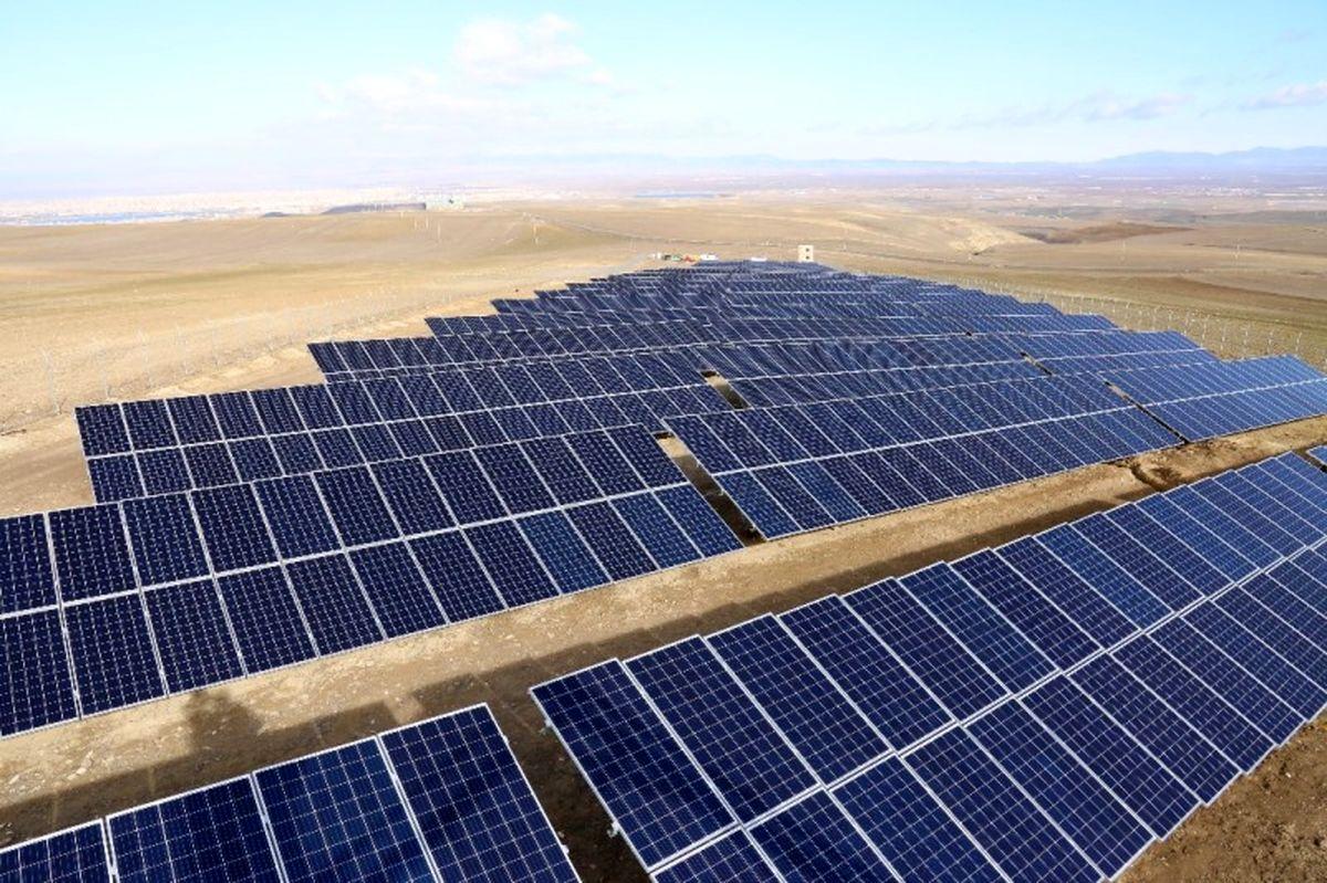 نیروگاه های خورشیدی ایران