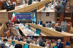 بازدید نمایندگان مجلس از شرکت پالایش نفت تهران
