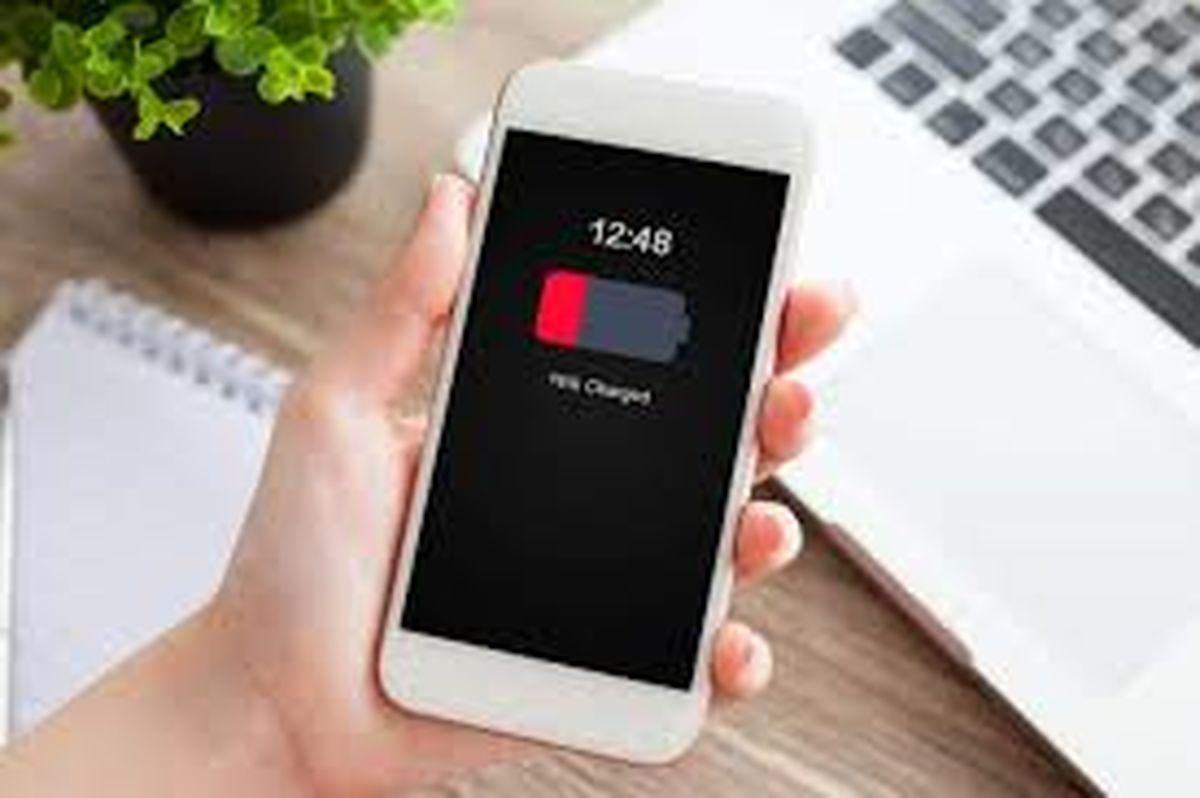 نحوه افزایش طول عمر باتری موبایل + جزئیات