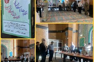 حسن نشان زاده مقدم : امروز، روز حماسه آفرینی ملت ایران است.