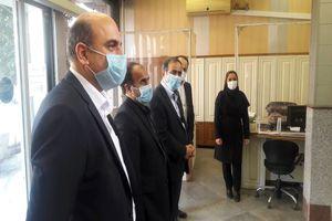 بازدید مدیرعامل از شعب استان های شمالی بیمه البرز