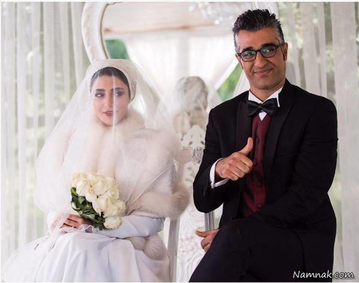 پژمان جمشیدی رسما ازدواج کرد + بیوگرافی و عکس همسرش
