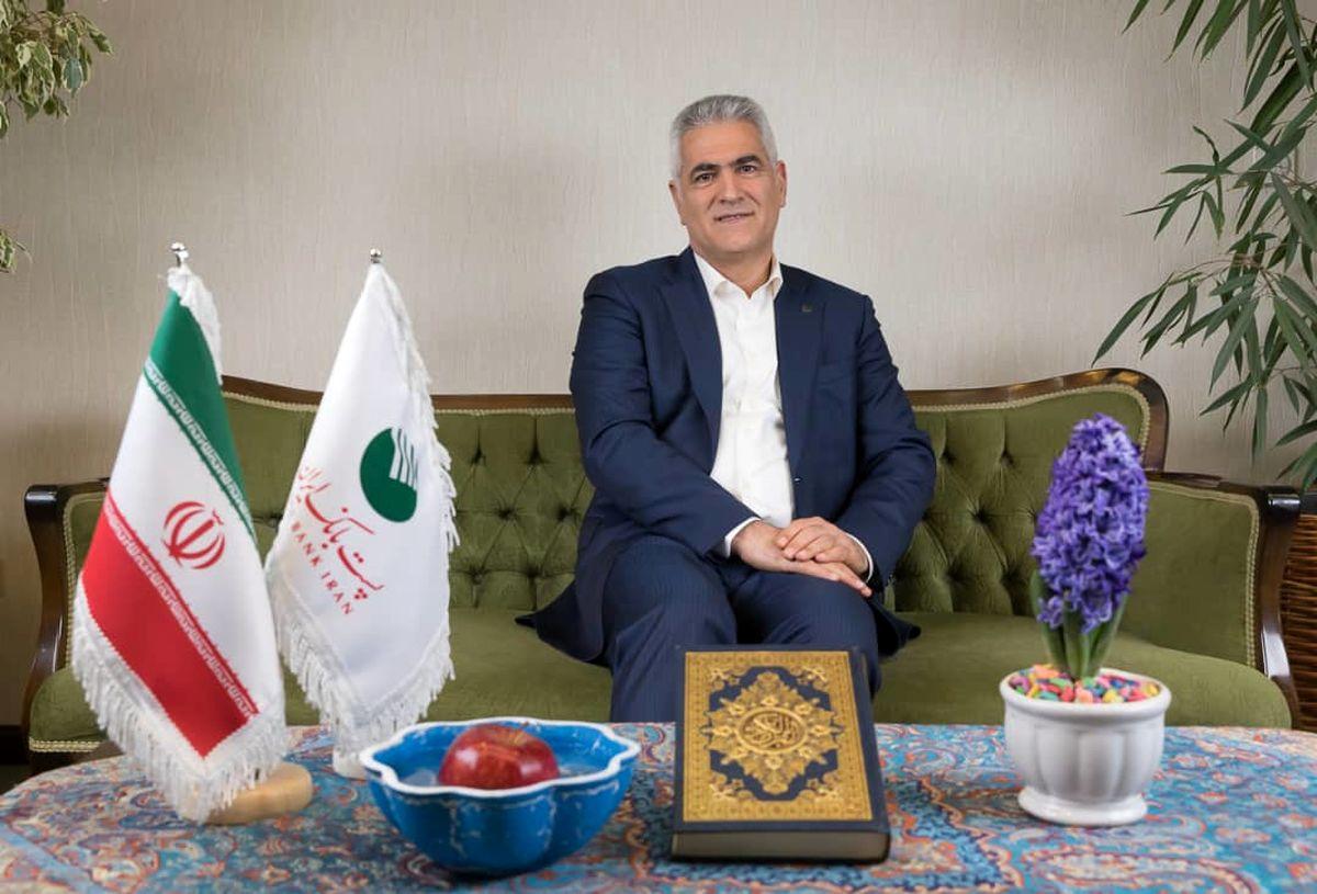 پیام دکتربهزاد شیری مدیرعامل پست بانک ایران به مناسبت فرارسیدن سال 1400 و عید نوروز