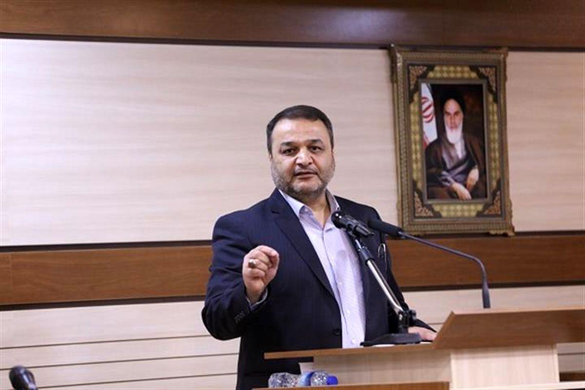 رزم حسینی: پیشنهادات سازمان تامین اجتماعی برای بهبود فضای تولید راهگشا است