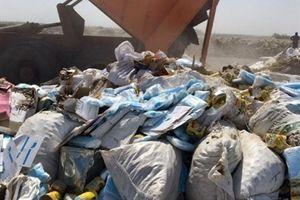 انهدام 40 تن کالای قاچاق در استان بوشهر