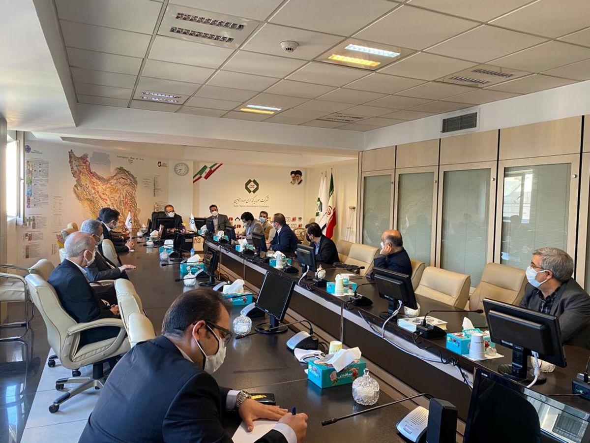 جلسه مدیران حسابرسی مستقل شرکت های تابعه تاصیکو برگزار شد