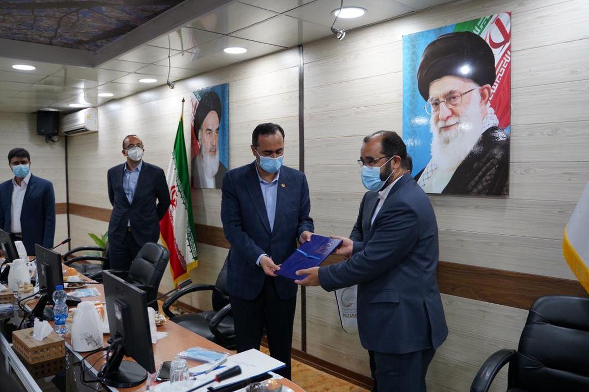 تجلیل از حوزه برند، مسوولیت اجتماعی و روابط عمومی صنایع پتروشیمی خلیج فارس